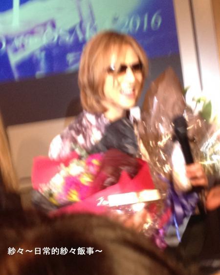 YOSHIKIさん笑顔BS