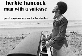 Herbie Hancock appearances on fender rhodes