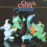 Chick Corea Friends(Polydor)