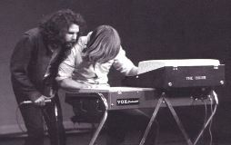 The Doors - vox continental fender rhodes piano bass