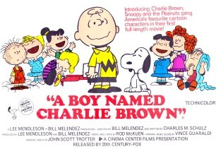 00 A Boy Named Charlie Brown (1969)Poster