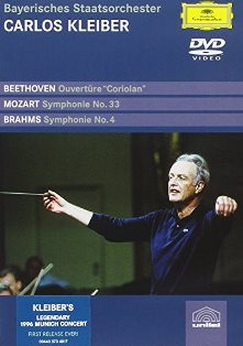 Kleibers Legendary 1996 Munich Concert,First Release Ever !