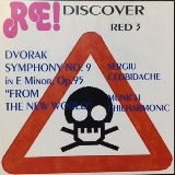 セルジュ・チェリビダッケ「新世界より」RE! DISCOVER(RED - 3 )