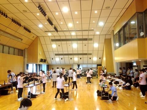 理美容甲子園2017公開練習1