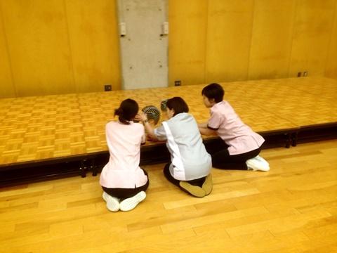 理美容甲子園2017放課後練習理WDチーム