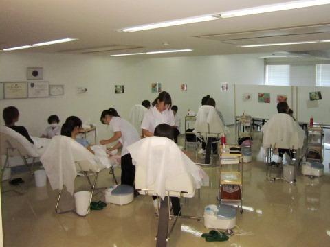 18回仙理美祭 模擬サロン Salon de Beauty