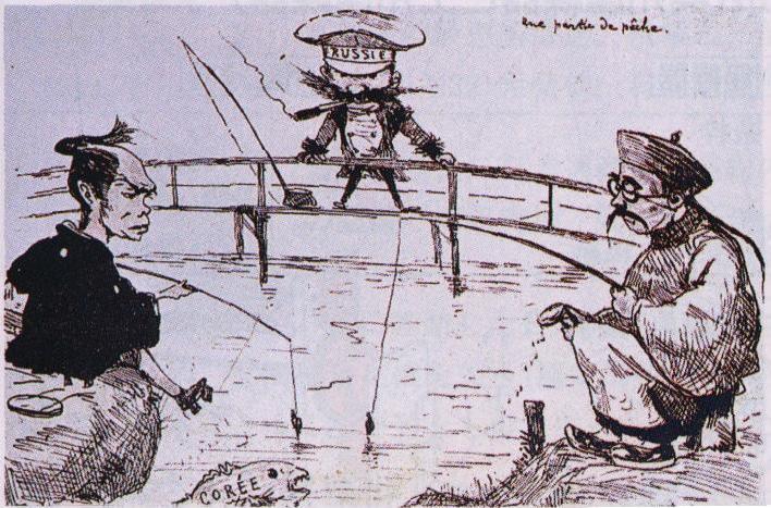 ジョルジュ・ビゴーによる風刺画