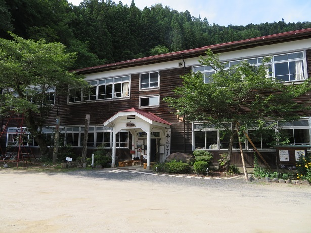 旧木澤小学校校舎