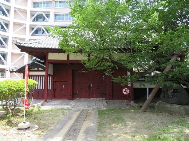 飯田城桜丸御門