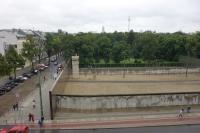ベルリンの壁再現