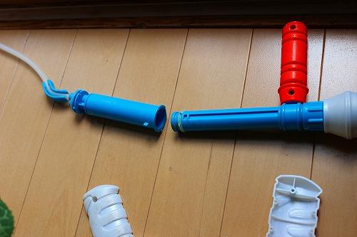 水鉄砲修理3