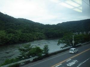 沼田のダム