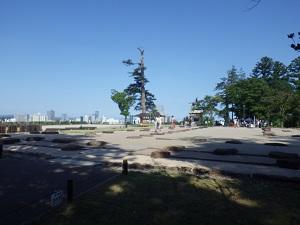 青葉山公園?