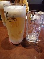 2杯目@大ジョッキ