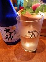 3杯目@白鶴オオカミ