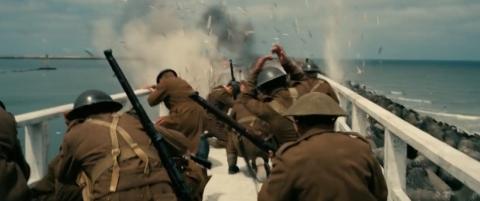 戦場に連れ込まれてそのまんまの映画「ダンケルク」
