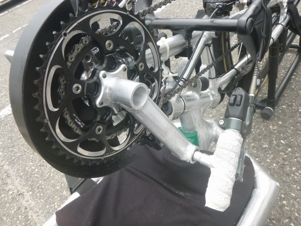 スイッチ OXハンドバイク