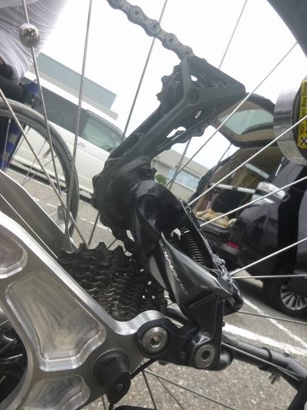 OXハンドバイク