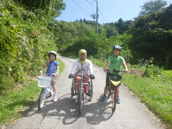 安斎サイクリング