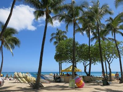 あこがれのハワイ旅行1