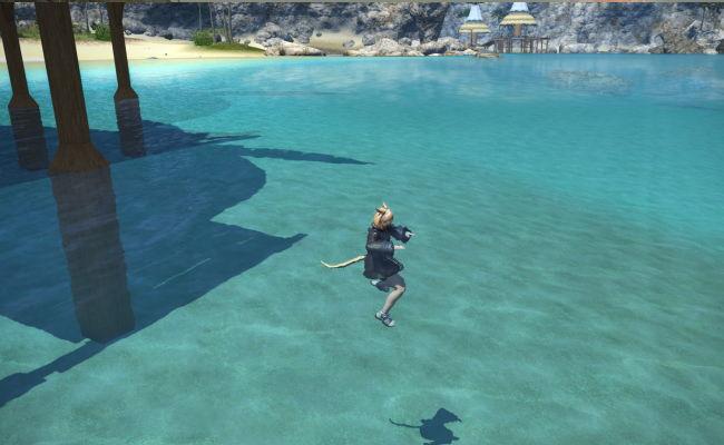 泳げる世界2