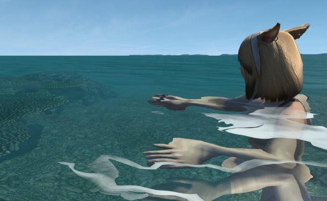 泳げる世界3