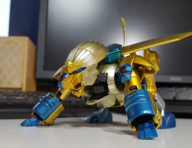 ファンタジー+ロボ3