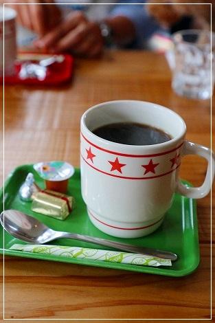 コーヒーがうまうまだったよ♪