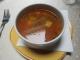 昼食のスープ