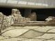 地下鉄の中のローマ遺跡①