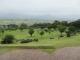 池田町創造館からの安曇野の風景