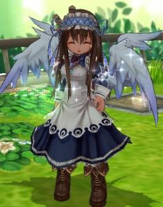 ミリィちゃんは天使