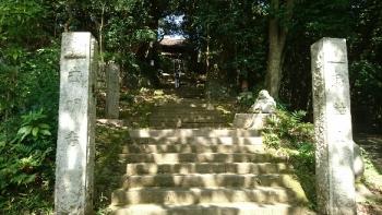 西明寺にて1