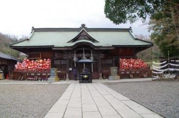 達磨寺・霊符堂