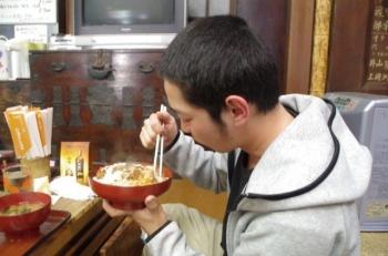 草津温泉・またぎ料理・海番屋ただのカツ丼
