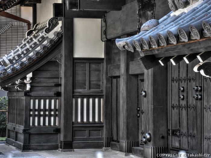武家屋敷門