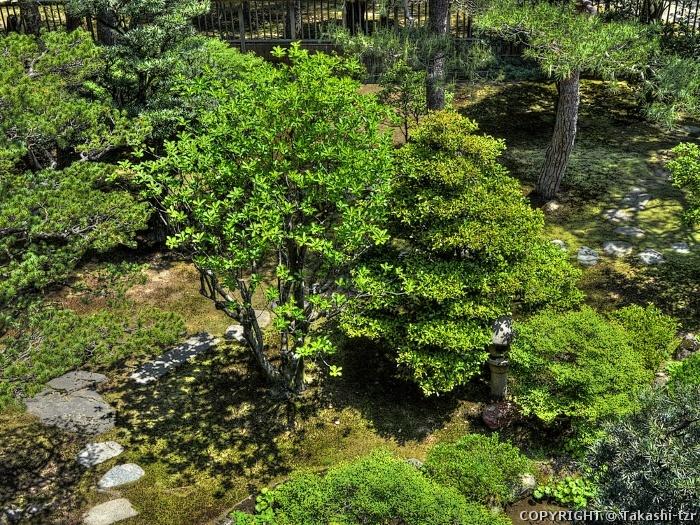成巽閣庭園