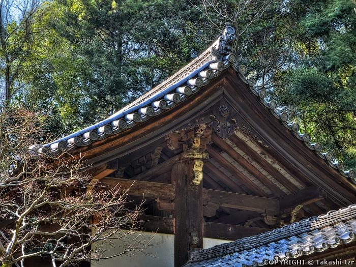 妙興寺勅使門