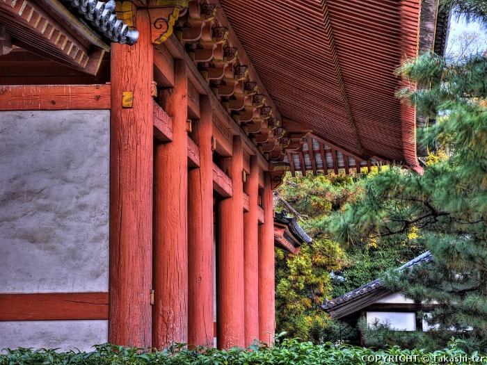 大徳寺山門・浴室