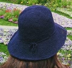 ポケッタブル帽子