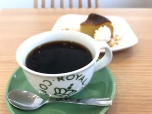 201704 komae コーヒー