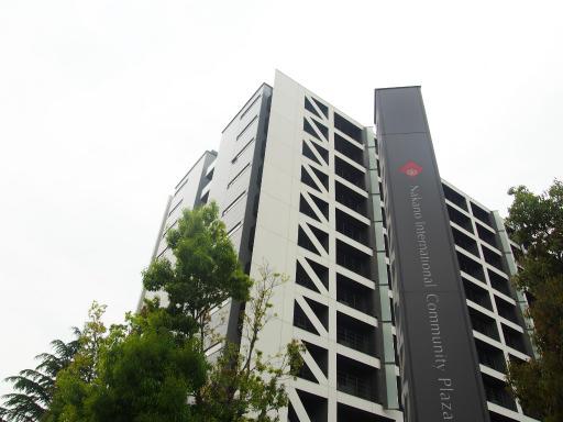 20170516・中野近辺空03・四季の森早稲田大