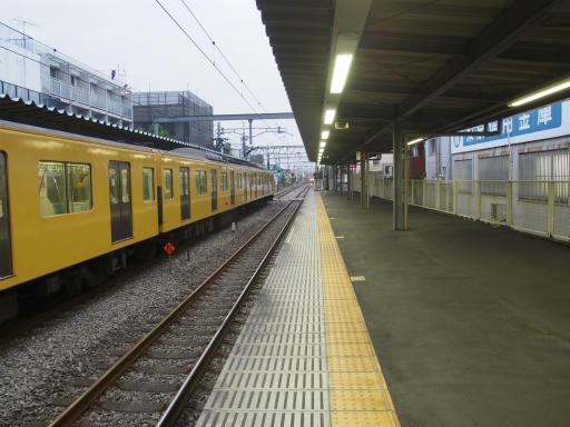 20170516・中野近辺空12・下井草駅にて