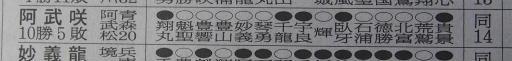 20170529・大相撲10・敢闘=阿武咲
