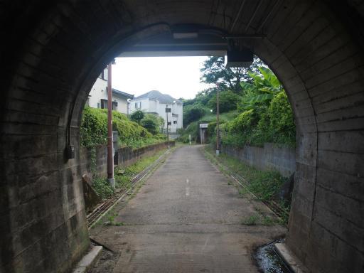 20170604・武蔵村山の秘密基地4-24・御岳トンネル内
