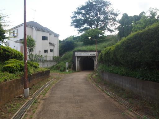 20170604・武蔵村山の秘密基地4-25・赤堀トンネルへ