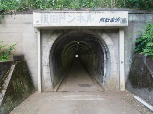 20170604・武蔵村山の秘密基地4-26・最後横田トンネル