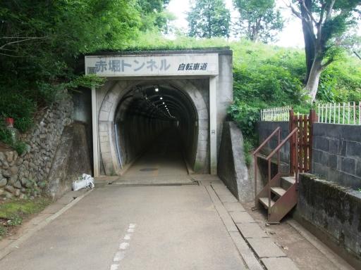 20170604・武蔵村山の秘密基地空11・赤堀トンネルへ