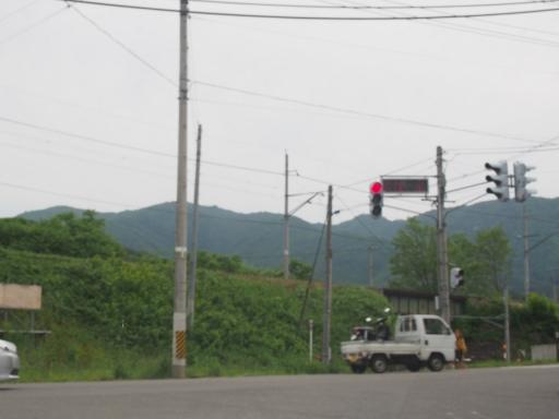 20170618・湿原とヒメサユリの旅鉄01・会津田島駅手前