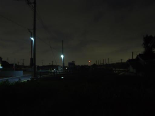 20170806・この場所は最後の花火04・19時35分